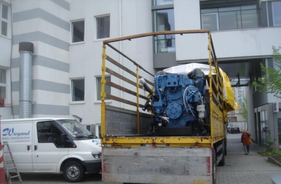 Spezialtransporte Nürnberg